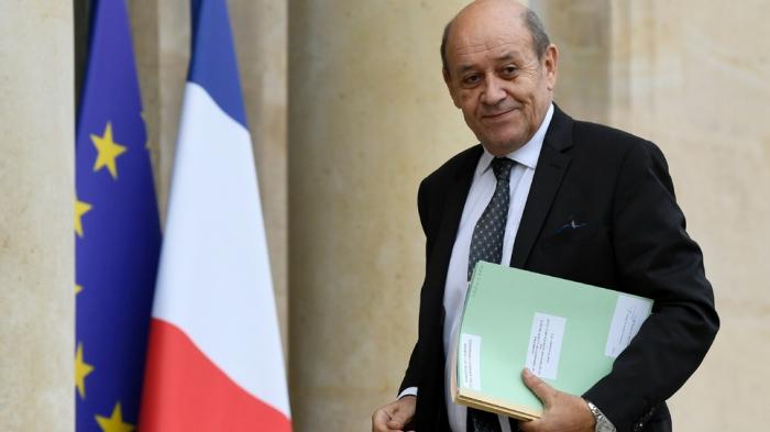 Le chef de la diplomatie française affirme que son paysinterviendra « si la Turquie est agressée dans son intégrité »