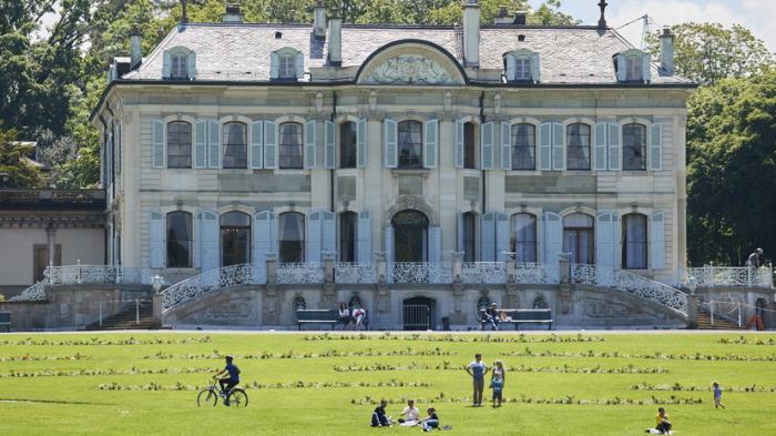 المقر المتوقع لقمة بوتين وبايدن - فيلا سويسرية عتيقة