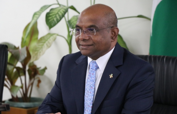 Maldives FM elected new president of UN General Assembly