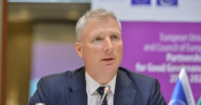 رئيس بعثة الاتحاد الأوروبي يكمل مهمته الدبلوماسية في أذربيجان
