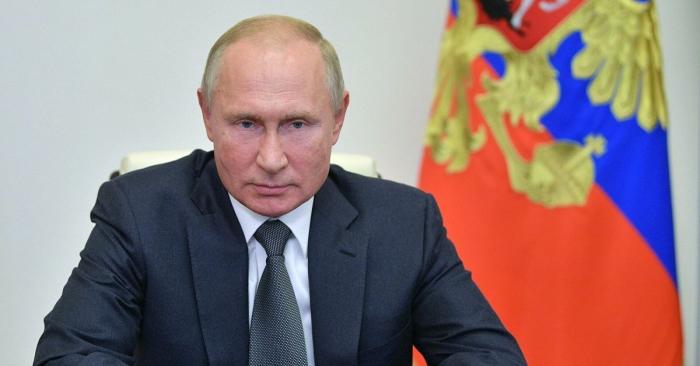ماذا قال بوتين عن بايدن وترامب؟