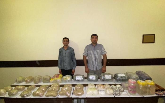 İrandan Azərbaycana 70 kq narkotik keçirən şəxslər həbs edildi -    DSX