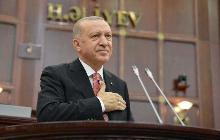 أردوغان خاطب مجلس الأمة