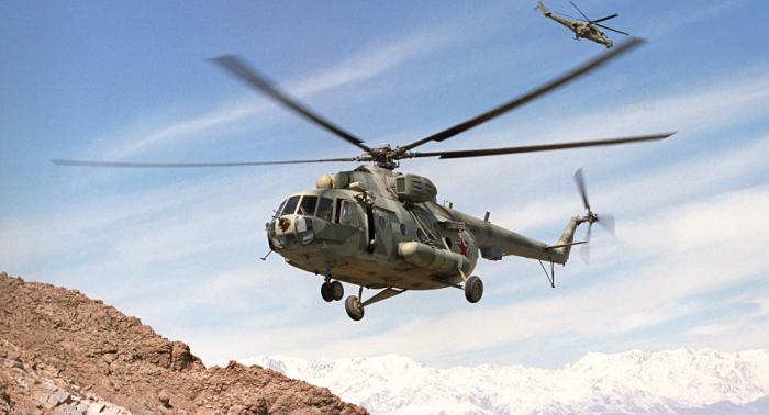 """Rusiyada """"Mi-8"""" helikopteri qəzaya uğrayıb"""