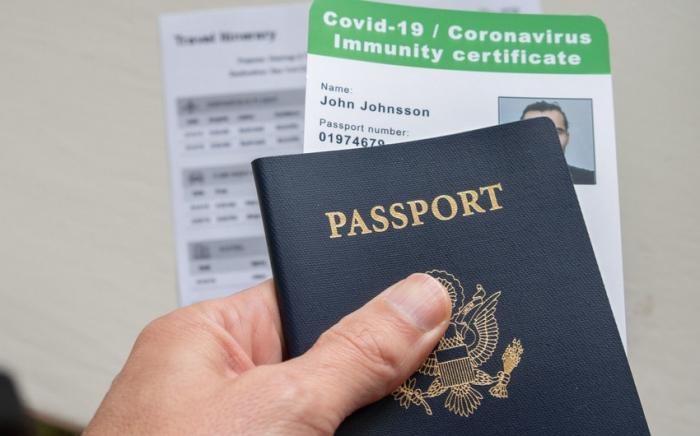 Azərbaycana gələnlərdən COVID pasportu tələb olunacaq