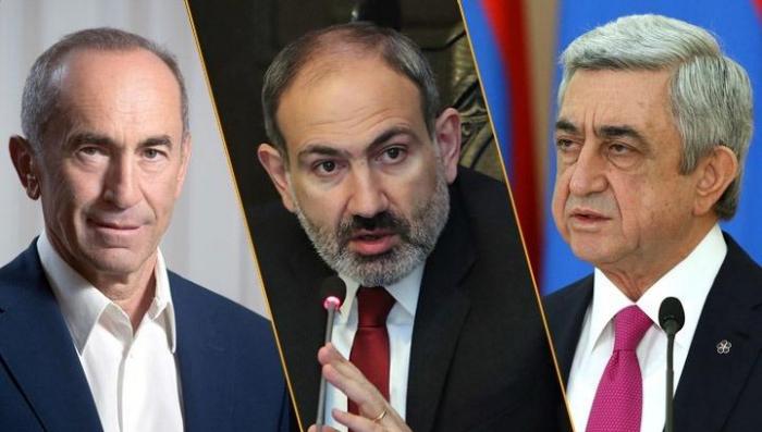 Ermənistanda seçki biabırçılığı: