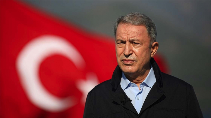 La Turquie fait de son mieux pour protéger les droits de ses frères, dit Hulusi Akar