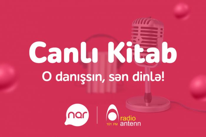 """""""Nar""""ın dəstəyilə Azərbaycan dilli audiokitab toplusu yaradılır"""