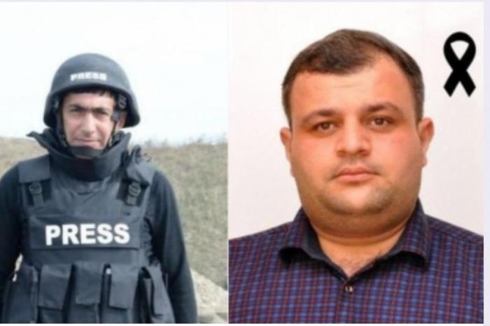 Rusiya səfirliyindən jurnalistlərin ölümü ilə bağlı paylaşım