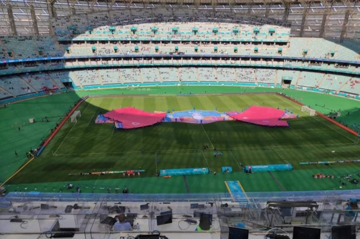 EURO-2020: La cérémonie d