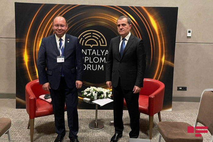 Le chef de la diplomatie azerbaïdjanaises