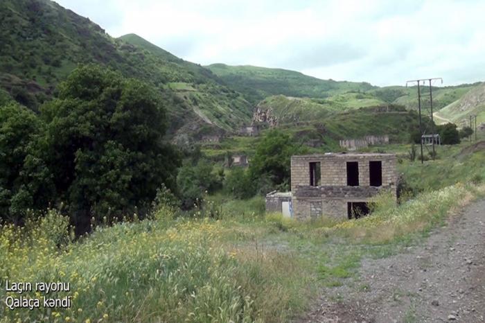 Village de Galatcha de Latchine -   VIDEO