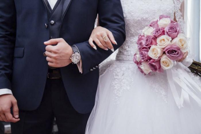 Les cérémonies de mariage autorisées dès le 1er juillet enAzerbaïdjan