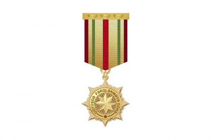 Döyüşdə fərqlənənlərə medal verildi -   SİYAHI
