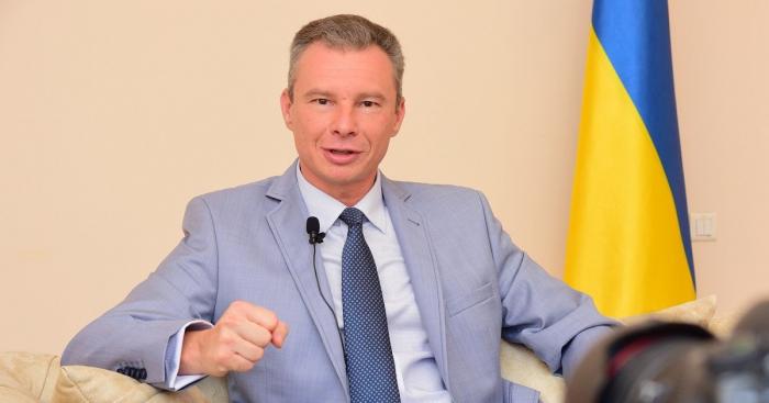 سفير أوكرانيا  : الشركات الأوكرانية مهتمة بالمشاركة في استعادة الأراضي المحررة