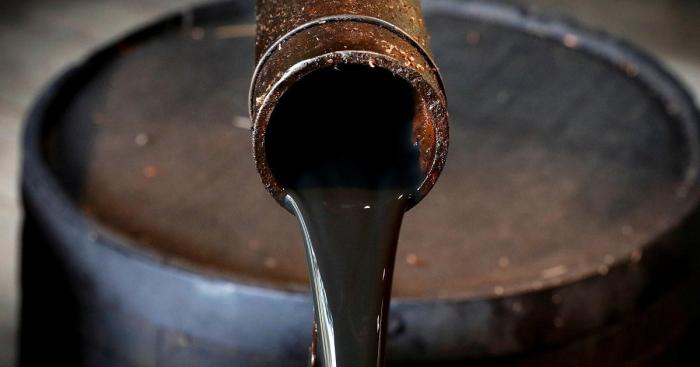 ارتفع سعر النفط في السوق العالمية