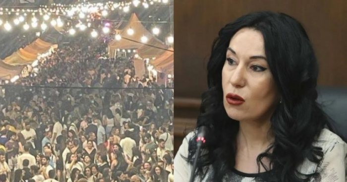 Erməni deputat çürümüş əsgərin fotosunu paylaşdı