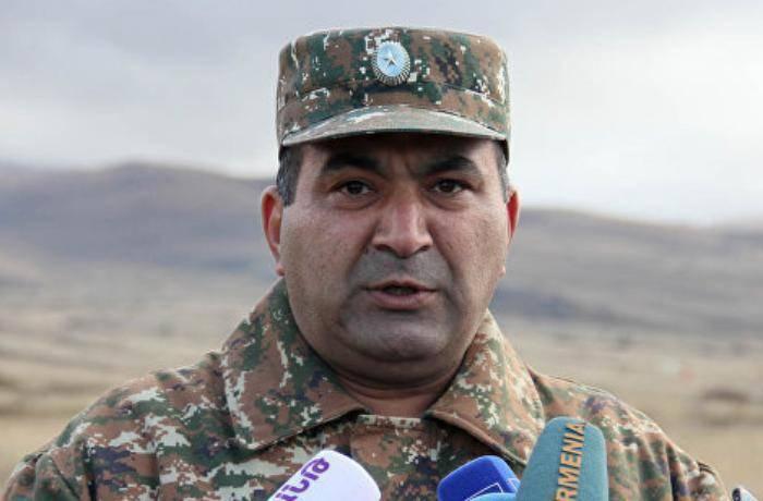 """""""Paşinyan axmaq və yalançıdır"""" -  General Xaçatryan"""