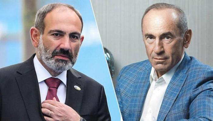 """Koçaryan saxta yolla prezident seçilmişdi"" -   Paşinyandan ittiham"