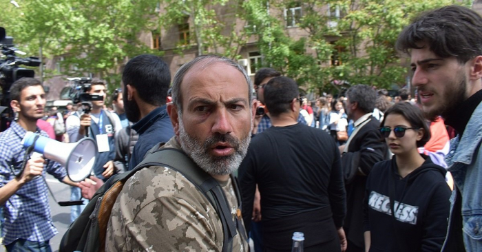 الإعلام الأرمني:  في 20 حزيران سينظم سكان نيكولوف استفزازات