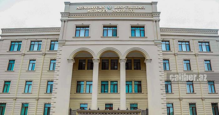 وفد وزارة الدفاع الأذربيجانية يغادر إلى موسكو