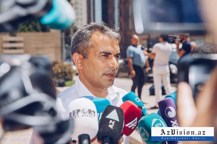 """""""Çox şükür, oğlumun qanı yerdə qalmadı"""" -  Şəhid atası"""
