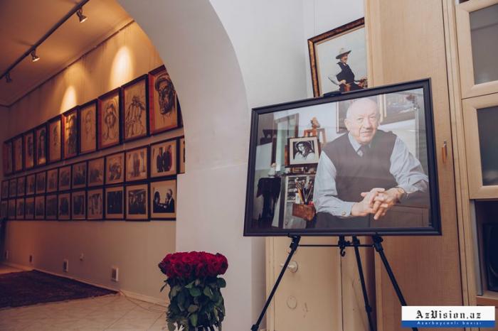 Tahir Salahovun rəngli dünyası -  REPORTAJ (FOTOLAR+VİDEO)