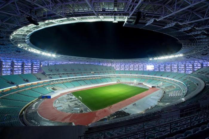 Olimpiya Stadionu tam nəzarətə götürülüb -    DİN