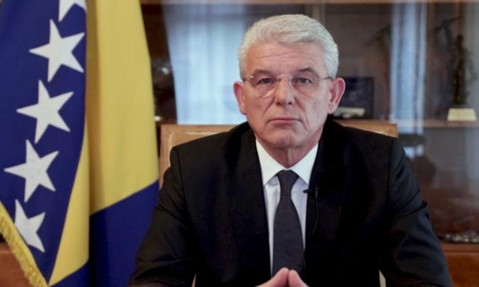 President of Bosnia and Herzegovina joins Nizami Ganjavi Int