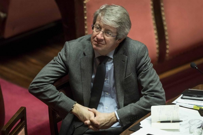 Italian senator urges Armenia to provide mine maps to Azerbaijan