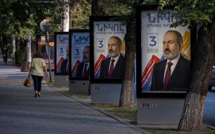"""""""Ermənilər pislə lap pisin arasında seçim etdilər"""""""