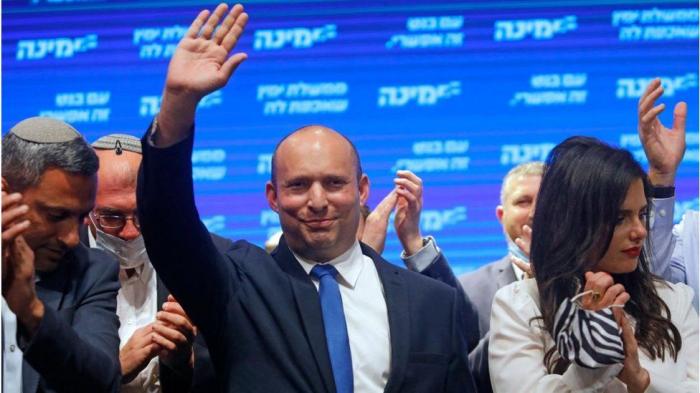 İsrailin yeni baş naziri məlum oldu