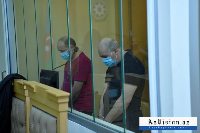 Des Arméniens qui ont torturé des prisonniers de guerre azerbaïdjanais devant un tribunal - Mise à jour - PHOTOS