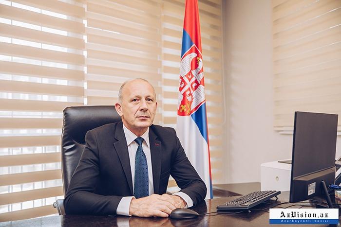 Serbiya ilə Azərbaycan arasında turizm sahəsində nələr gözlənilir? -  Səfir açıqladı