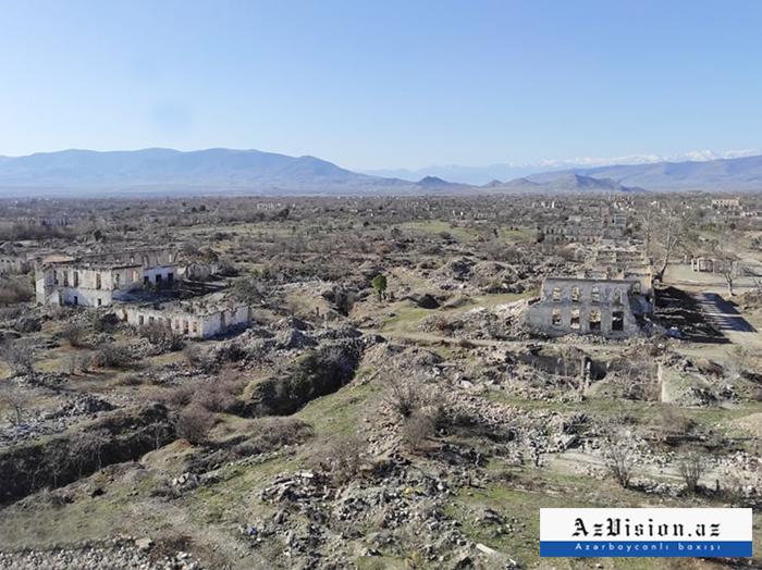 Azərbaycanın diplomatik uğuru:  Ağdamın mina xəritəsi ölkəmizə verildi