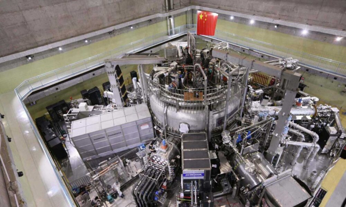 160 million degrees Celsius reached in China: The artificial Sun - OPINION