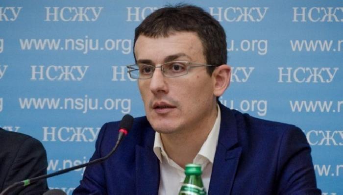 Ukrayna jurnalistlərindən Ermənistanın mina təxribatına etiraz