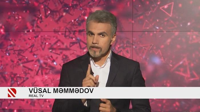 #AzVision:    Böyük Oyunların ssenarisini pozan Qüvvə -    VIDEO