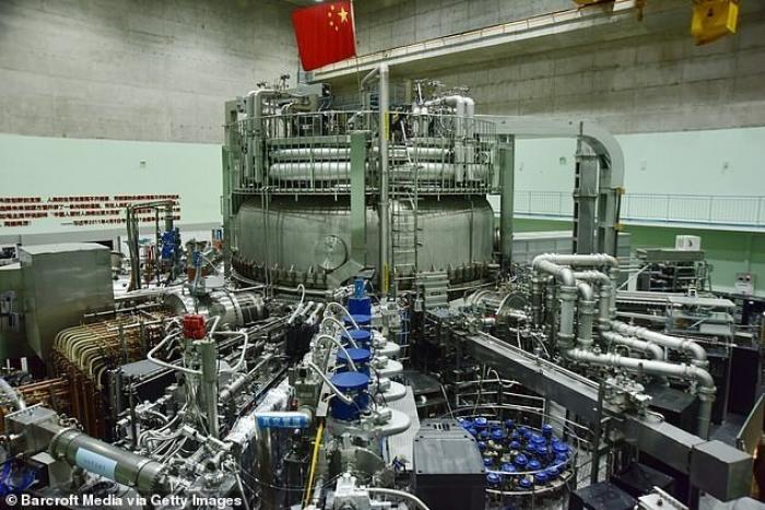 """Çin """"süni Günəş""""ini alışdırdı:    Energetikada yeni mərhələ yaxınlaşır"""