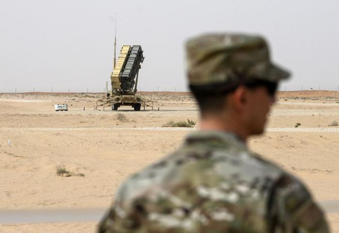 Washington réduit sa présence militaire au Moyen-Orient