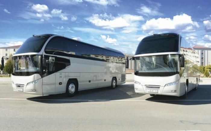 Bölgələrə gedən avtobuslar həftəsonları işləyəcək
