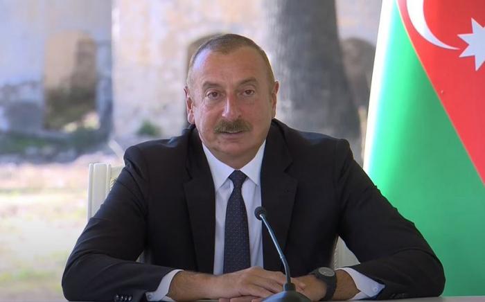 Les déclarations faites à Choucha résonneront dans le monde entier - Président azerbaïdjanais