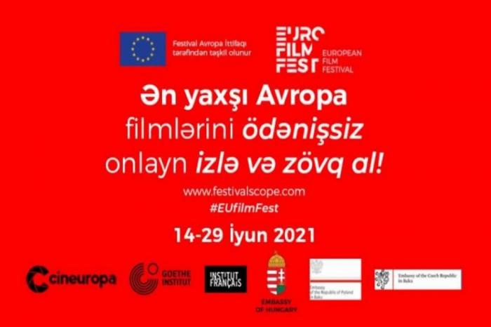 Arranca el Festival de Cine Europeo online en Bakú