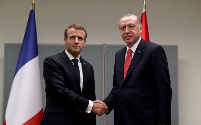 Le président français souhaite poursuivre le dialogue avec Erdogan