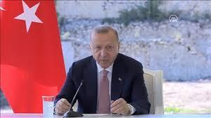 """اردوغان: """"الرسائل التي نوجهها إلى العالم من شوشا مهمة للغاية"""""""