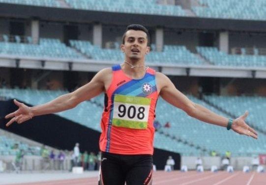 Para-atletimiz Polşada qızıl medal qazandı