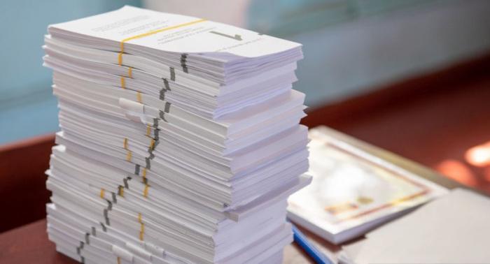 انتهاء التصويت في الانتخابات البرلمانية المبكرة في أرمينيا