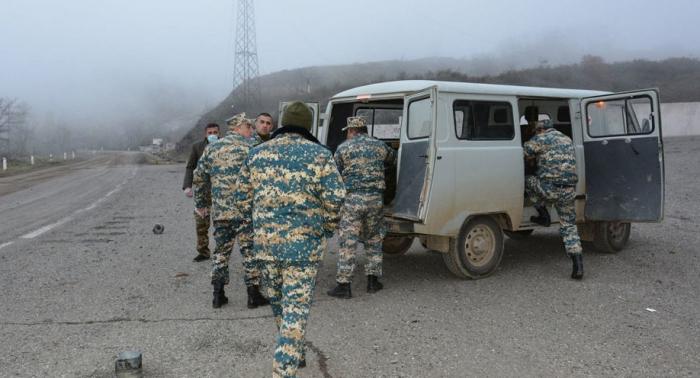 بحث عن جثث الجنود الأرمن في فضولي