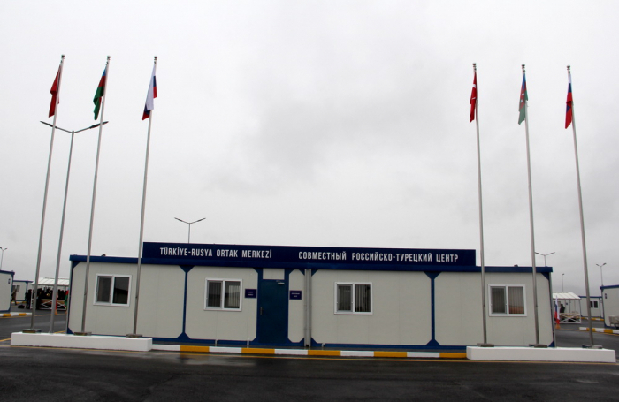 روسيا وتركيا تقدران نشاط المركز المشترك في كاراباخ