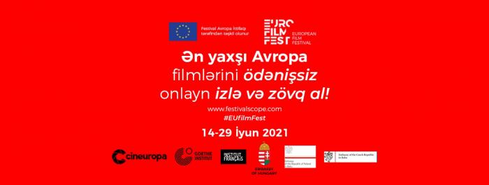 EU delegation to Azerbaijan announces onlineEuropean Film Festival